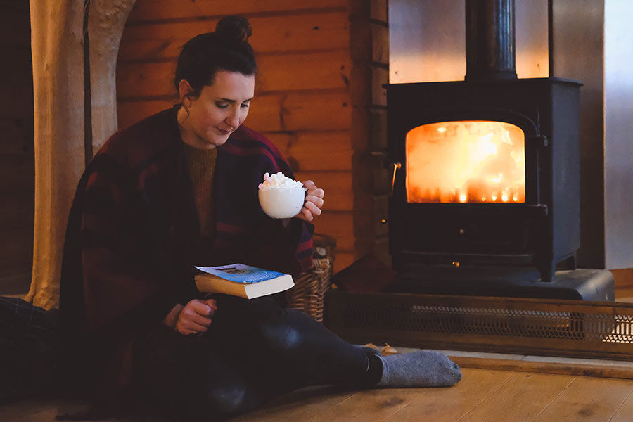 Cosy Log Cabin Breaks