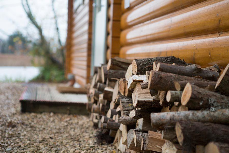 Cosy Log Cabin Holiday