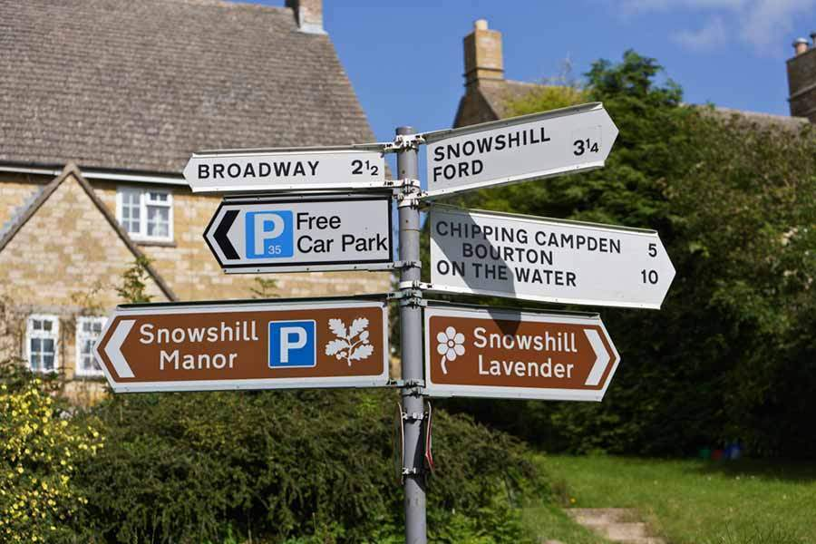Exploring The Cotswolds Guide