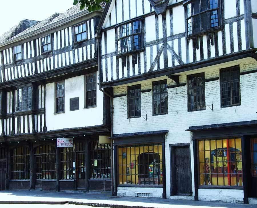 Gloucester Folk Museum Cotswolds