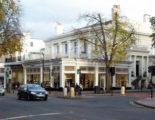 Holiday Shopping In Cheltenham