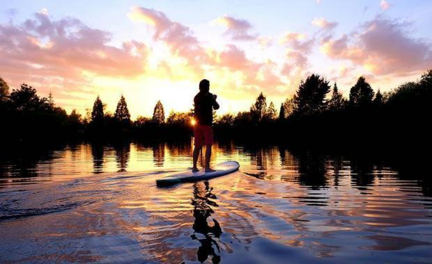 Paddleboarding Holiday UK