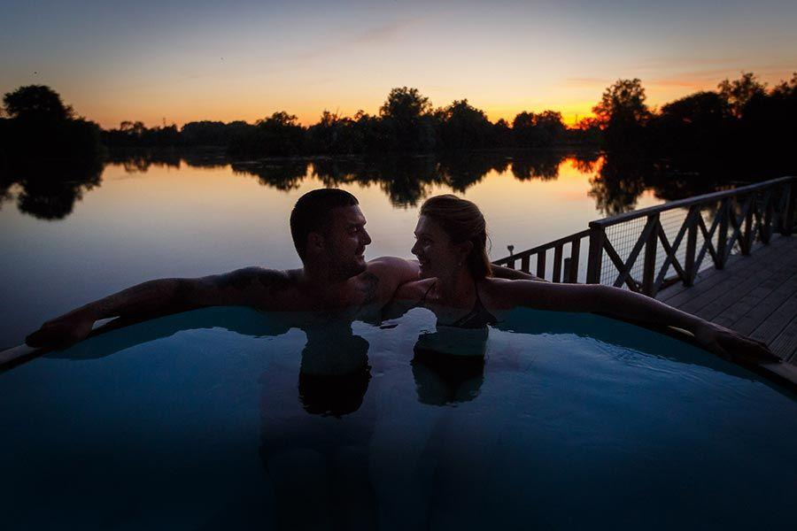 Romantic Weekend With Hot Tub