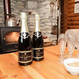Romantic Champagne Holiday