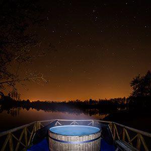 Finnish Hot Tub